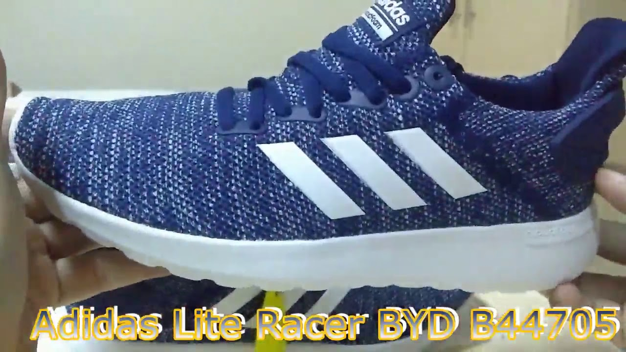 adidas lite racer byd shoes cheap online