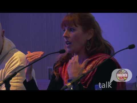 Edinburgh Comic Con 2016  Patricia Tallman