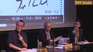 東京国際映画祭オリジナル番組 TIFF Studio第20回はプレビューショーの模様をお届け!矢田部吉彦PDと石坂健治PDが第32回TIFF上映作品をたっぷり紹介!