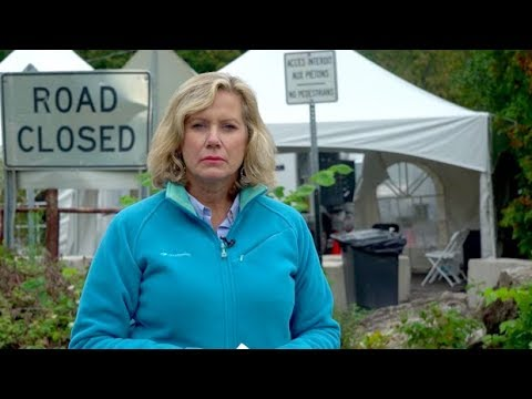 Illegal border crossing into Canada Q&A