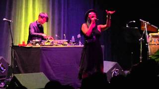 [TCJF2012] DJ KAWASAKI feat. N'Dea Davenport / Destiny