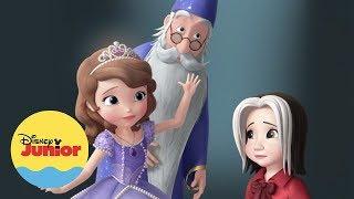 A varinha de Merlin I Momentos Mágicos I Princesinha Sofia