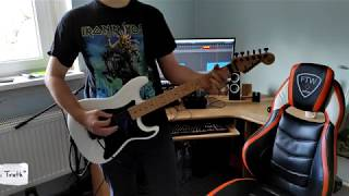 """Iron Maiden - """"Look For The Truth"""" cover"""