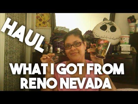 What I Got From Reno Nevada Haul 2019 Youtube