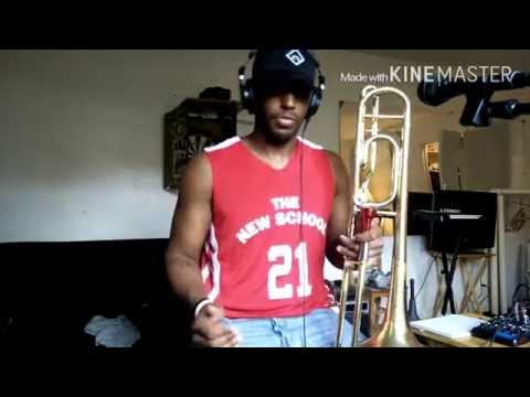 How to play One Dance by Drake (Trombone tutorial)