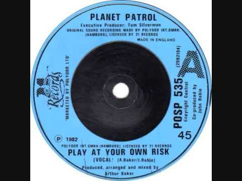 Planet Patrol - Play At Your Own Risk (Instrumental)