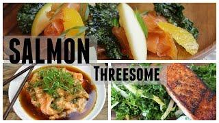 Salmon Threesome