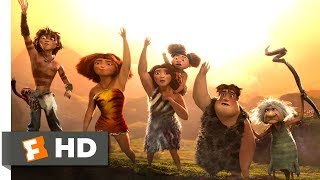 The Croods (2013) - A Tearful Goodbye (9/10) | Movieclips