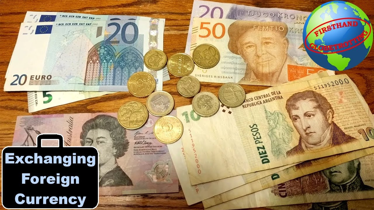 Getting Foreign Money When Traveling