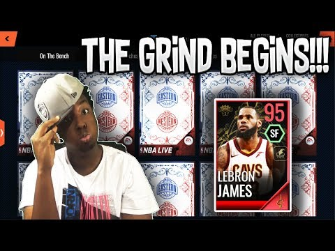 GETTING ROYALTY LEBRON FOR THE THIRD TIME!!! ROAD TO THE TOP NBA LIVE MOBILE 18 S2 EP. 9!!!