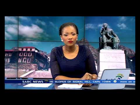 Latest on the removal of the Rhodes statue: Vanessa Poonah
