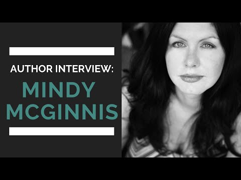 Writer to Writer: An Interview with Author Mindy McGinnis