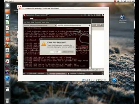 Backtrack Sql Hack Dersi __turkhackteam.net