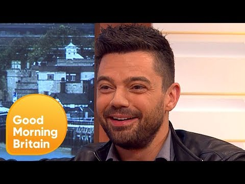 Dominic Cooper Reveals His Dream Superpower! | Good Morning Britain