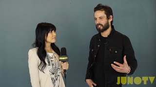 What Drives Sam Roberts to be Green? Presented by Bullfrog Power