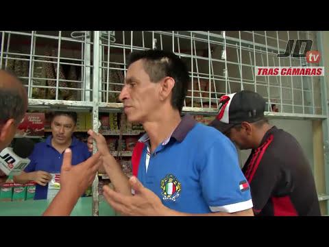 JOSE DELGADO TRAS CAMARAS: ASI SE GANAN LA VIDA