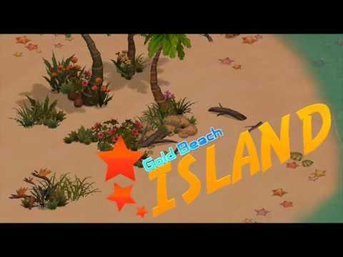 Gaia zOMG! - Gold Beach Island (Duneslam Battle)