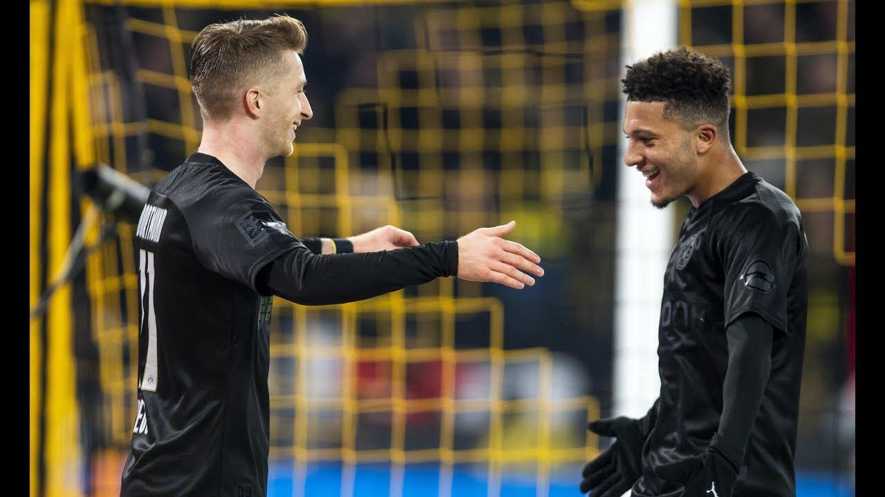 Die RN-Analyse zum 5:0 des BVB gegen Düsseldorf