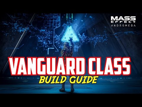 mass effect 1 vanguard guide