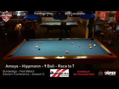 6.10.18- ST1 -M#5 - 10Ball - RT7 - Denver Amoyo - Fritz Hippmann