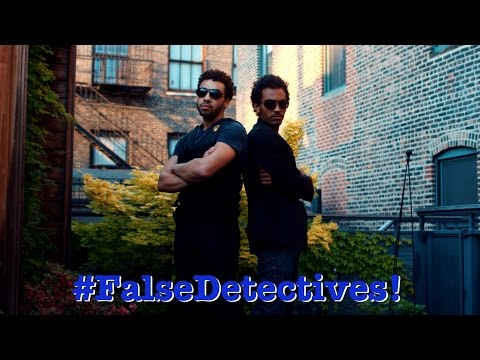 FALSE DETECTIVES!