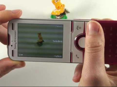 Sony-Ericsson Yari Test Kamera