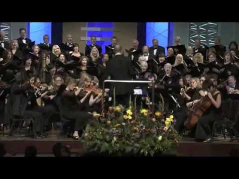 2013 Spring Concert 2 - Great is Thy Faithfulness - William M. Runyan arr. Nathan Carter