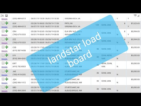 Repeat Landstar loadboard part 3 by Big Wheels - You2Repeat