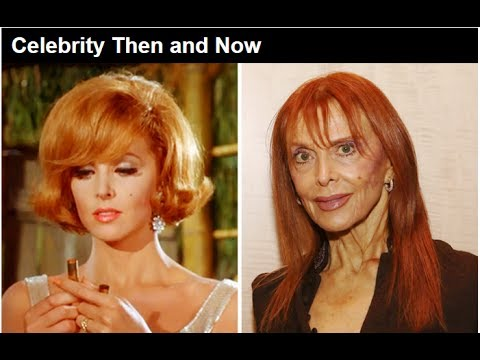 Tina Louise Then & Now 2017
