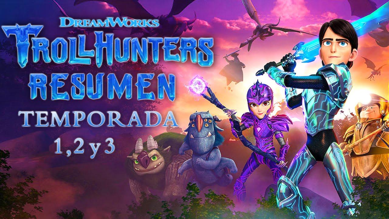 Download TROLLHUNTERS: Defensores de Arcadia - Resumen