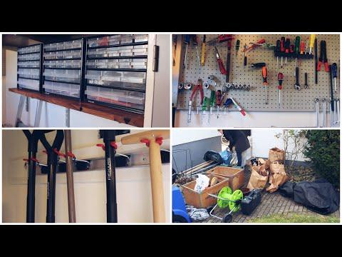 Организация хранения и уборка в гараже / Расхламление гаража / Мотивация на уборку / Весенняя уборка