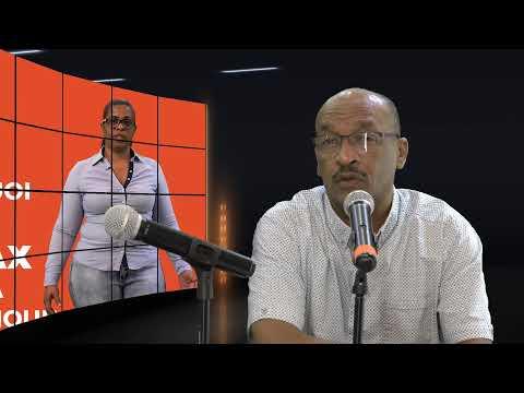 Max Orville présente le plan tourisme de Renaissance Martinique