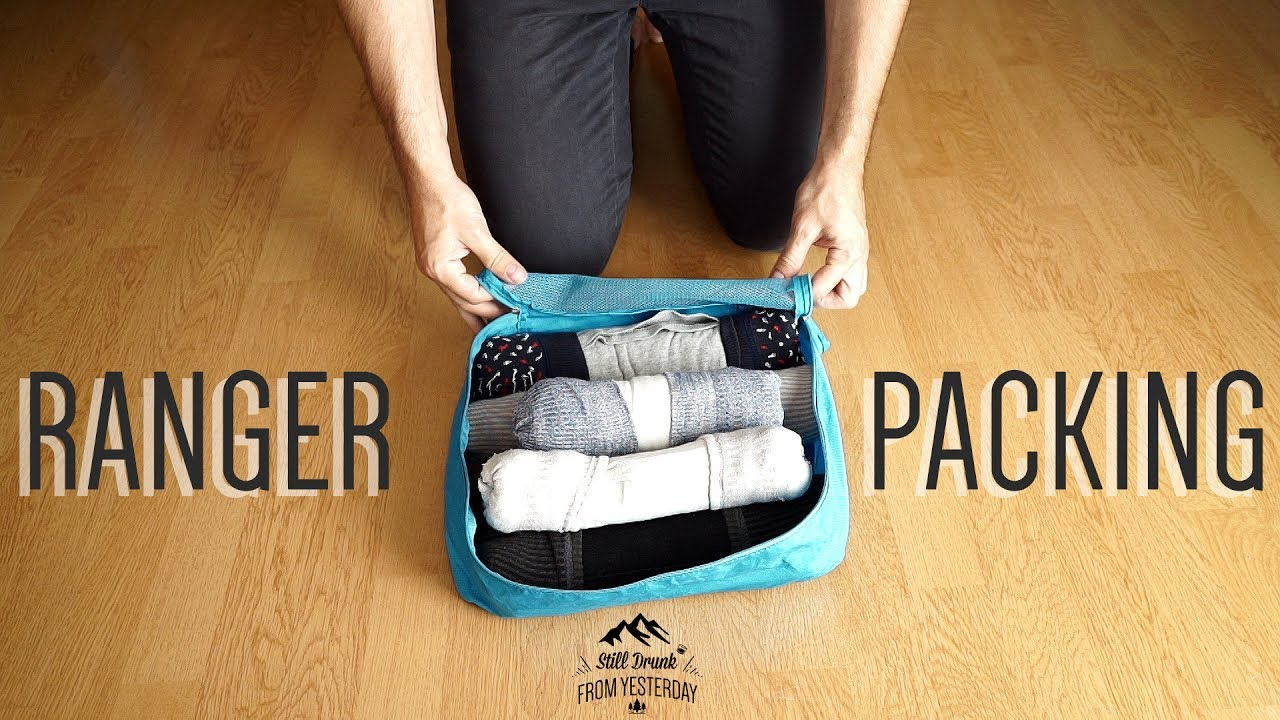 Comment Rouler Les Serviettes De Bain le ranger packing : vous ne ferez plus vos bagages comme avant