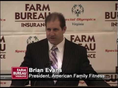 Virginia Farm Bureau - Special Olympics Partnership