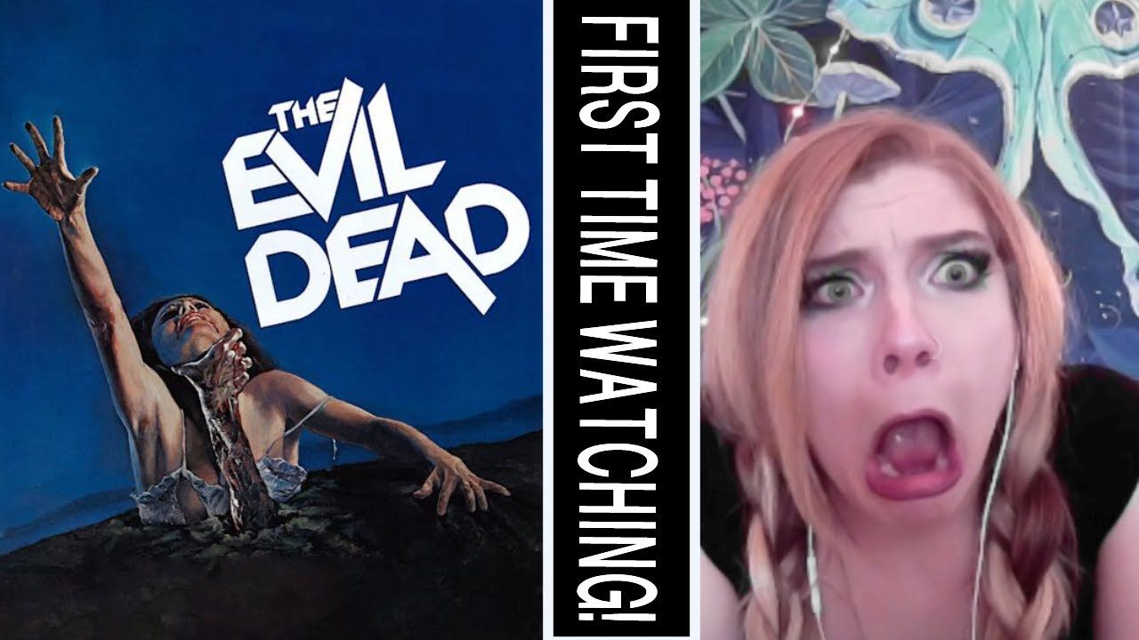 Download THE EVIL DEAD (1981) FIRST TIME WATCHING *Halloween Horror Movies*