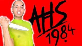 American Horror Story: 1984 *REACTION* (RANT!!!)
