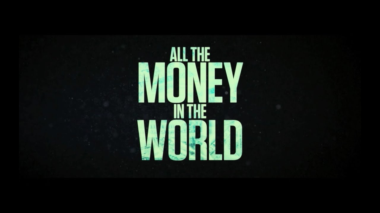 All The Money In The World NL trailer