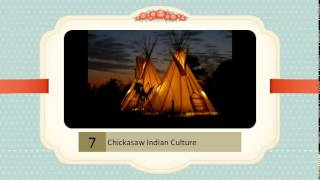 The Chickasaw Indians of Northern America