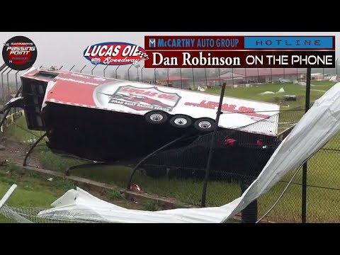 RacinBoys Lucas Oil Speedway Update with Dan Robinson May 22 2019