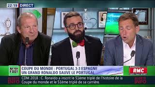 After Foot du vendredi 15/06 – Partie 2/7 - Debrief de Portugal/Espagne (3-3)
