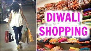 diwali shopping kamla nagar fashion street gip noida south ex   shrutiarjunanand