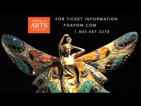 Festival of the Arts Pageant of the Masters Press Night 2016