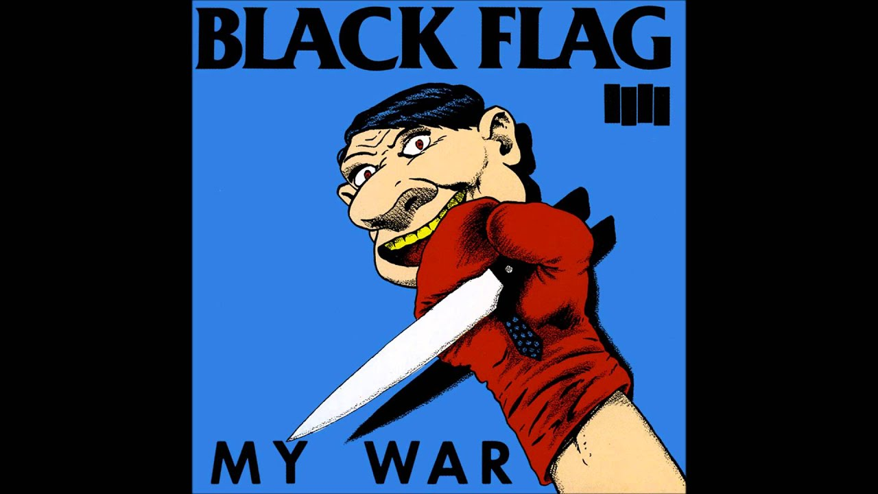 Black Flag - Forever Time (1984)