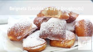Beignets (Louisiana-style Dougnuts)