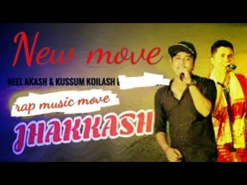 Assamese Rap Song.. Neel Akash And Kussum Koilash