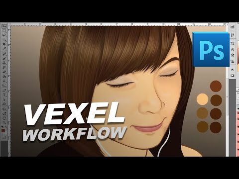 Time Lapse: Vector/ Vexel