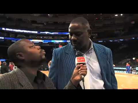 Former NBA Star Micheal Ray Richardson Interview