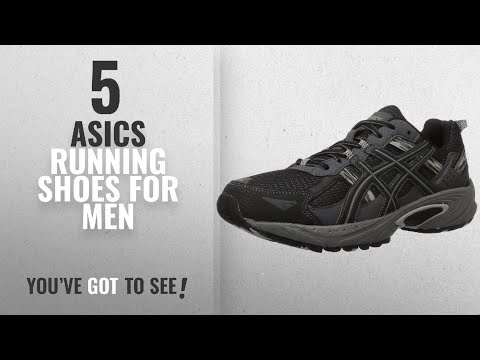 top-10-asics-running-shoes-[2018-]:-asics-men's-gel-venture-5-running-shoe,-black/onyx/charcoal,-10