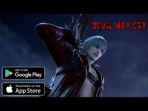 DOWNLOAD [DEVIL MAY CRY] PINNACLE OF COMBAT GAME FOR YOUR (ANDROID AND IOS )