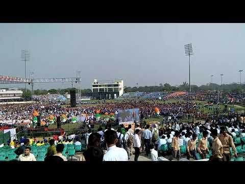 VANDE_ MATRAM_EVENT_ SMS_ STADIUM_ IN_ JAIPUR_PROGRAM OF INDIAN CULTURE